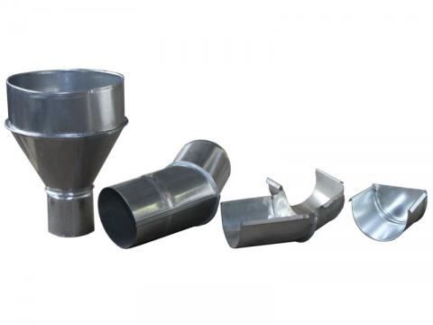 Комплект водосточный из оцинкованной стали