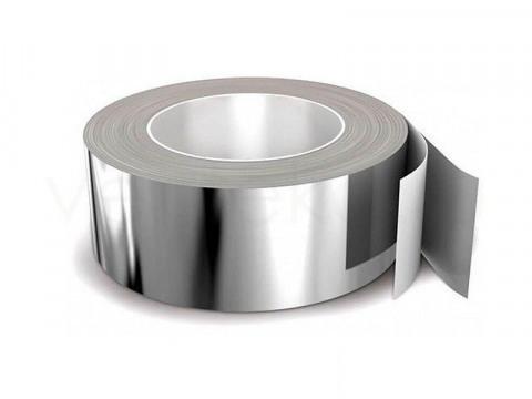 Скотч алюминиевый 50мм