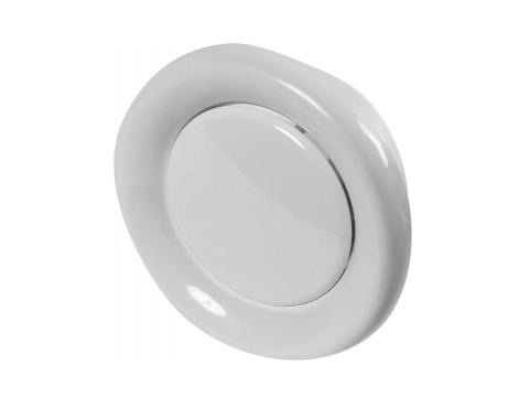 Вентиляционный диффузор универсальный круглый 125