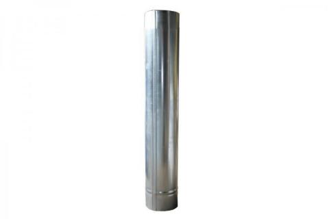 Труба газохода из оцинкованной стали